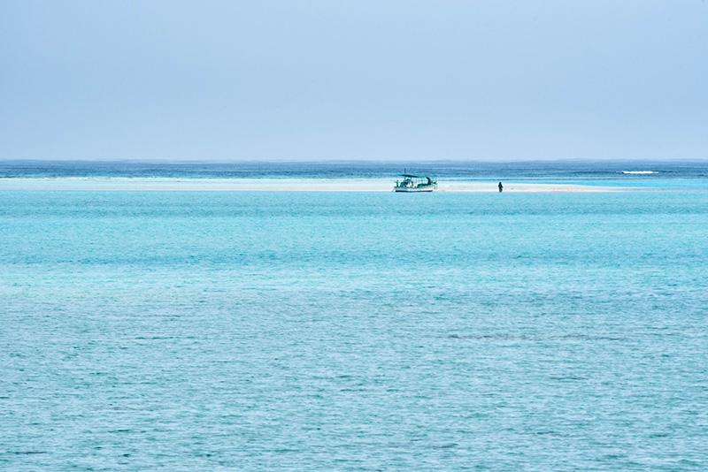 海洋散骨イメージ