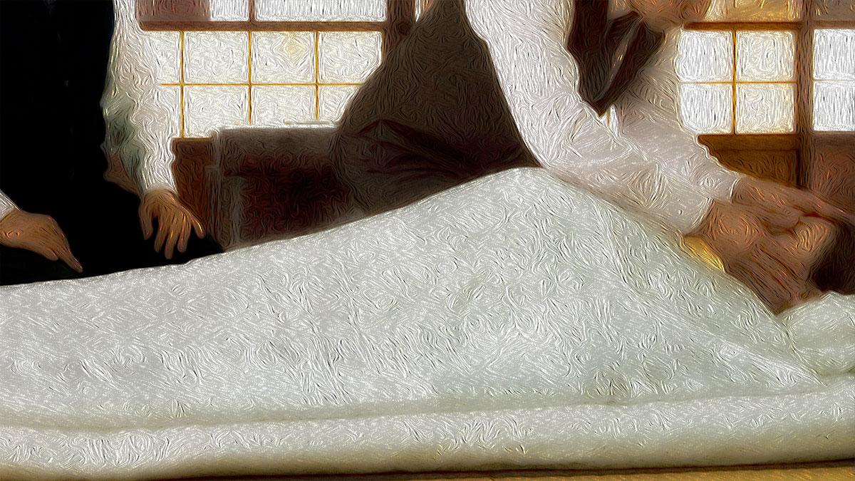 葬儀の流れを知る(2/5) 安置から納棺まで