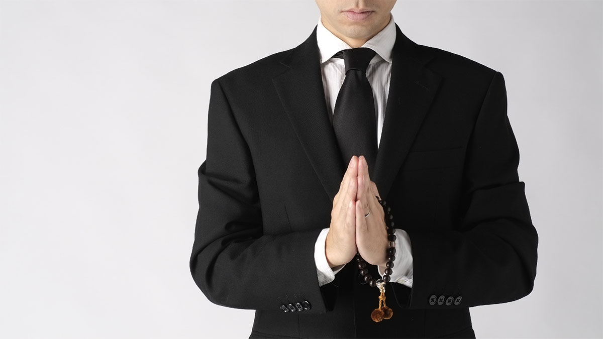 葬儀の流れを知る(4/5) 葬儀・告別式