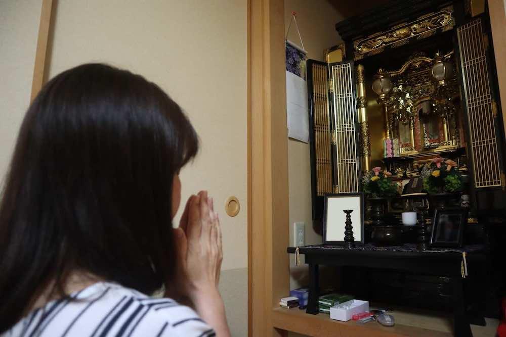 仏壇のお参り