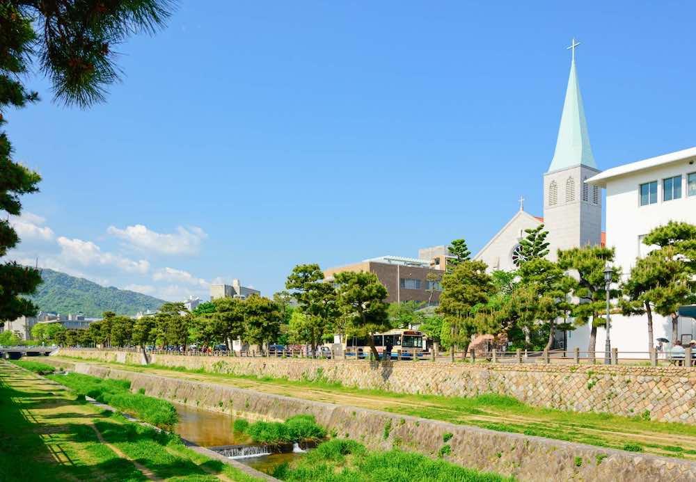 芦屋市 田園風景