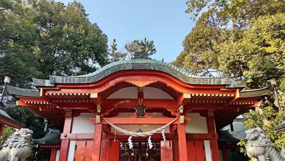 目黒区 神社
