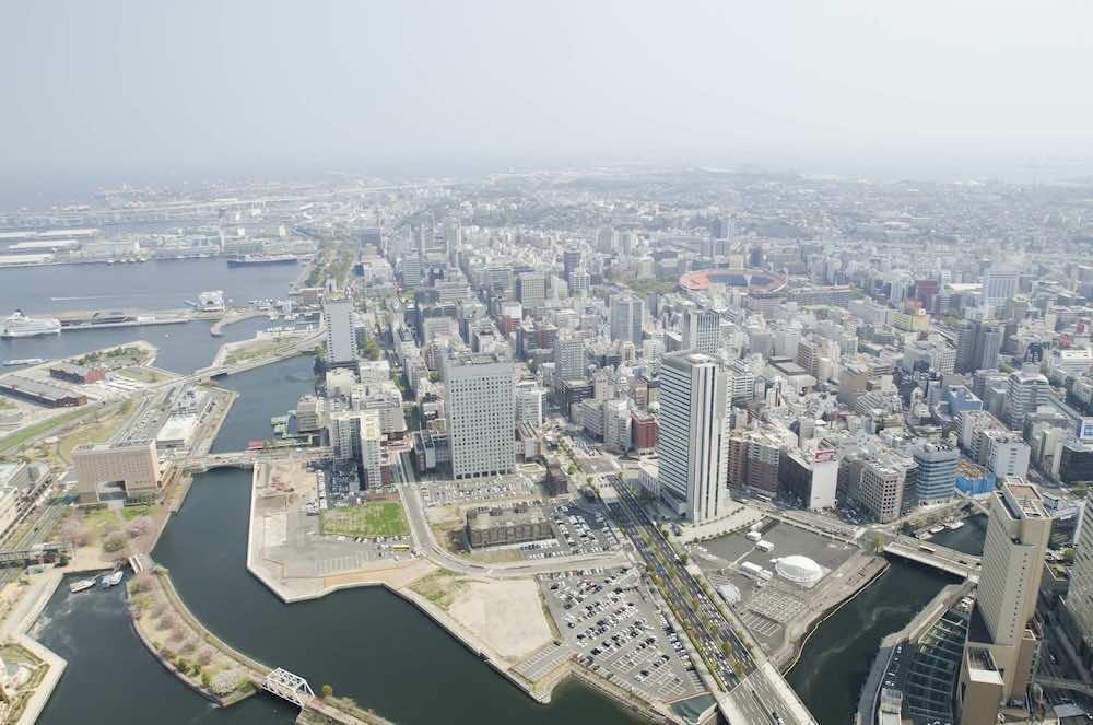 横浜市の景観