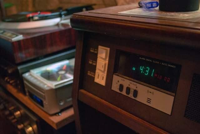 オーディオ再生機器のイメージ